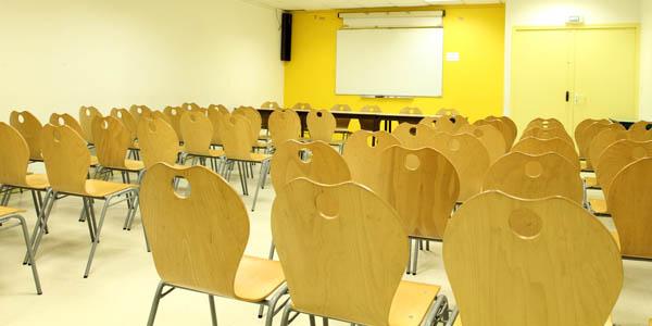 1 salle de 70 places (salle 7) - 65m²